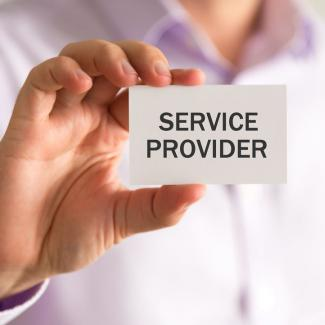 Estimating the Universal Service Provider's compensation