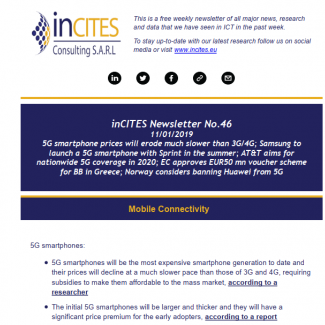inCITES Newsletter No 46